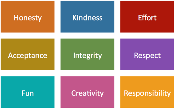 Image result for blenheim primary school core values
